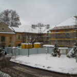 Žampach rekonstrukce zámku