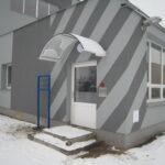 Hradec Králové - Česká pošta depo - rekonstrukce